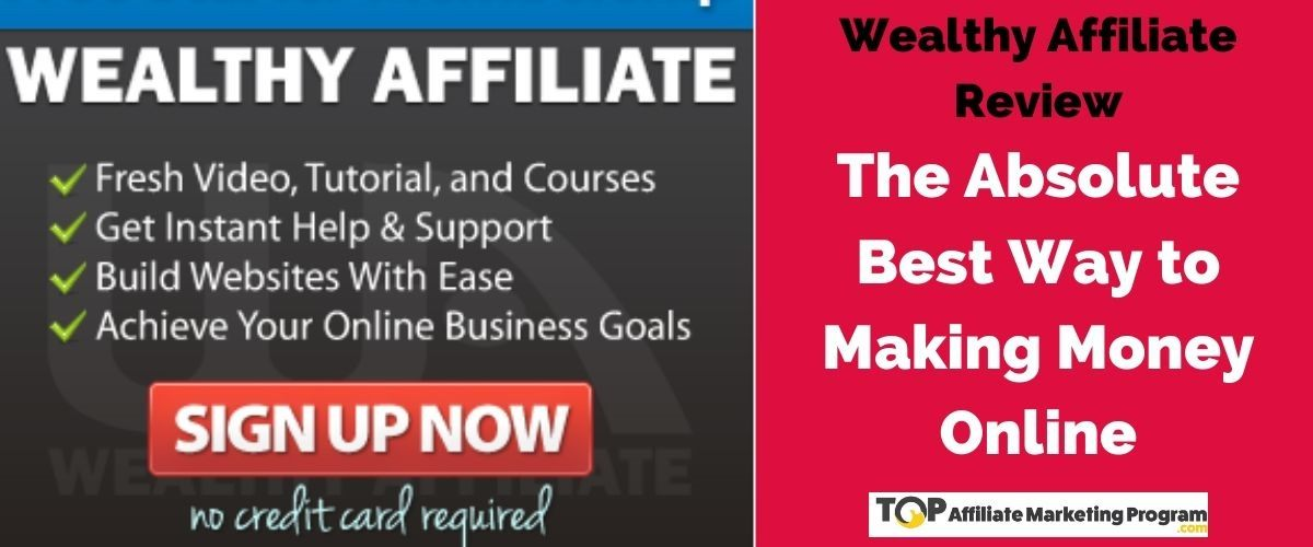 Wealthy Affiliate Review Featured Image