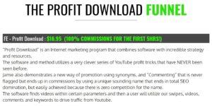 Profitdownload Funnel