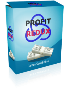 Profit Redux Review - Product Box