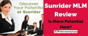 Sunrider MLM Review Featured Image