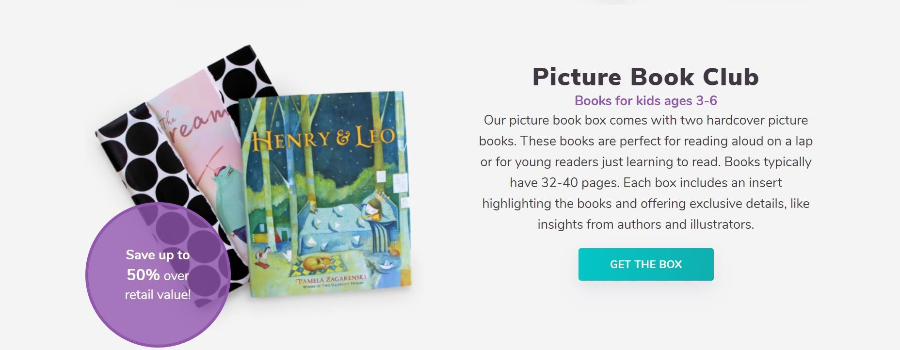 Bookroo Picture Book Club