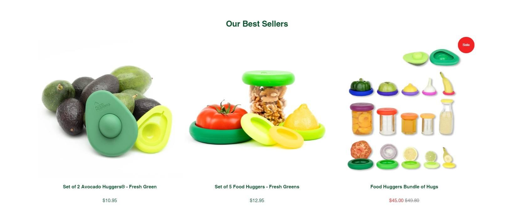 Food Huggers Best Sellers