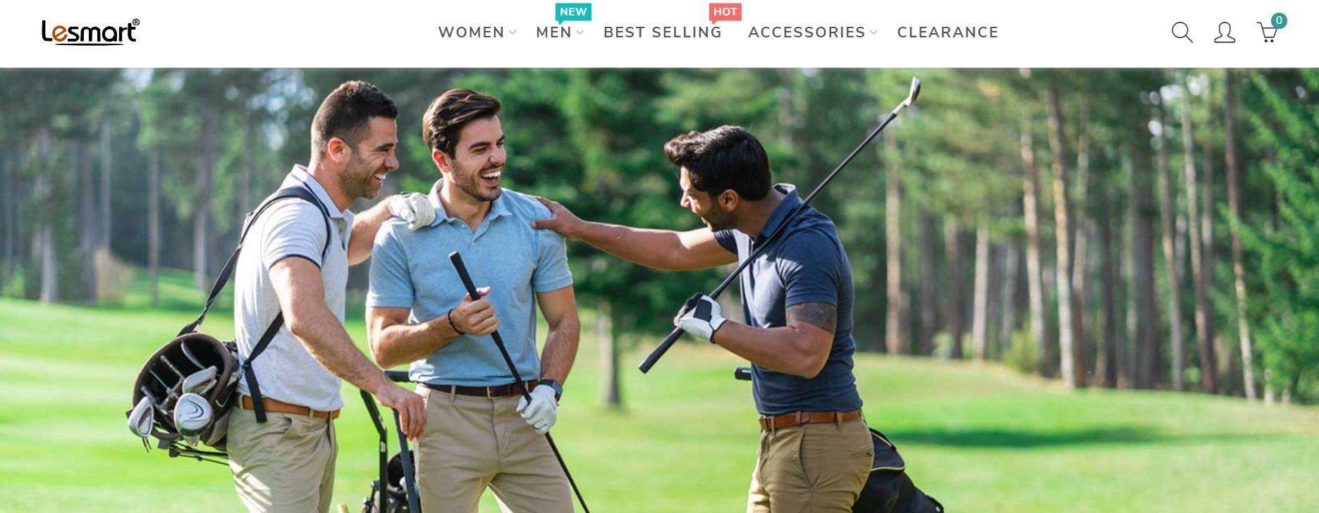 Lesmart Golfers