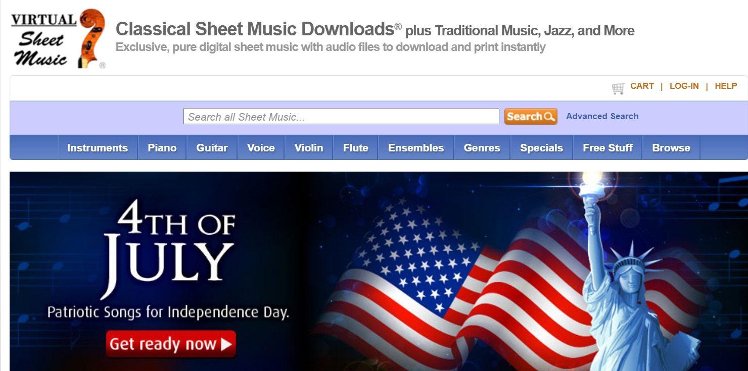 Virtual Sheet Music Inc