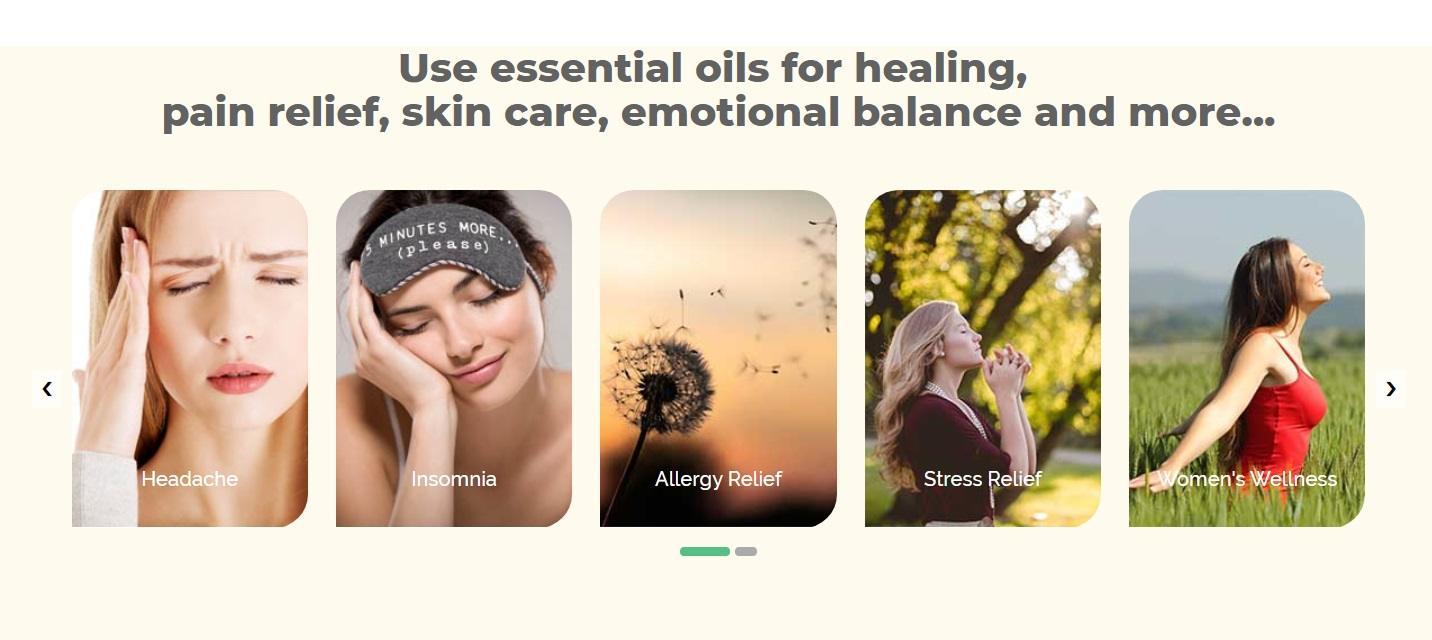 Amrita Aromatherapy Essential Oils