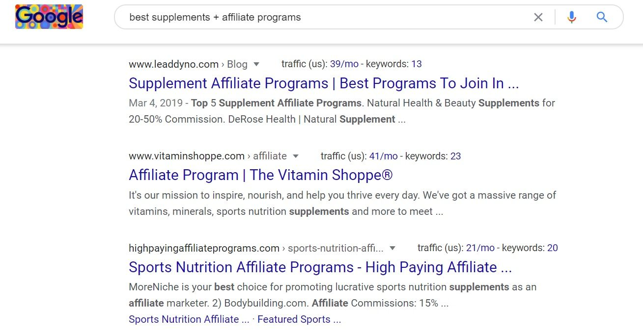 Best Supplements - Google Search