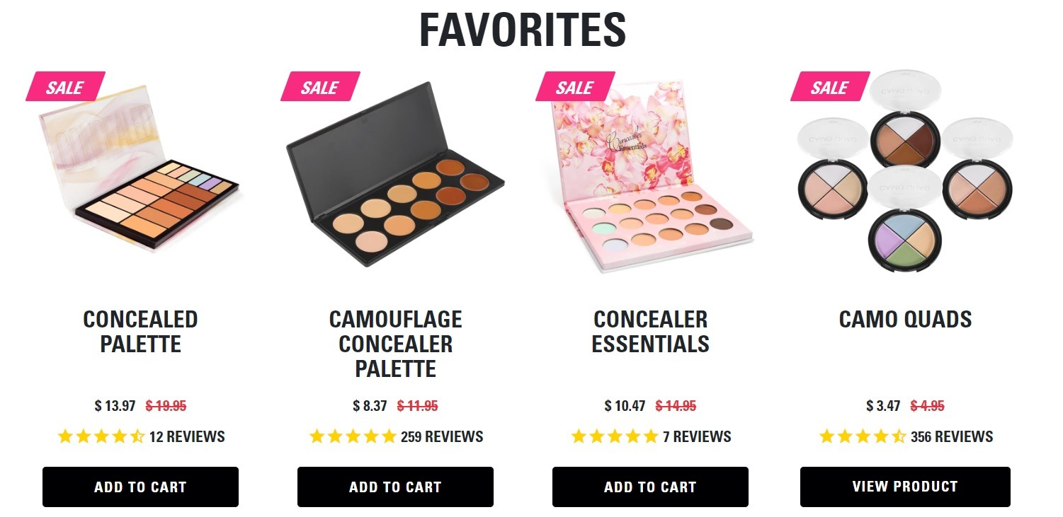 Coastal Scents Favorites