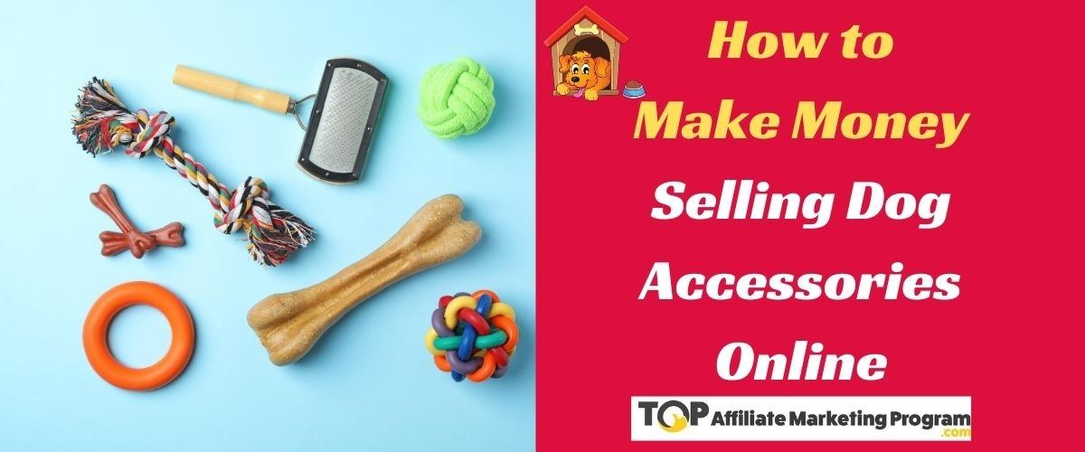 How to Make Money Selling Dog Accessories Online