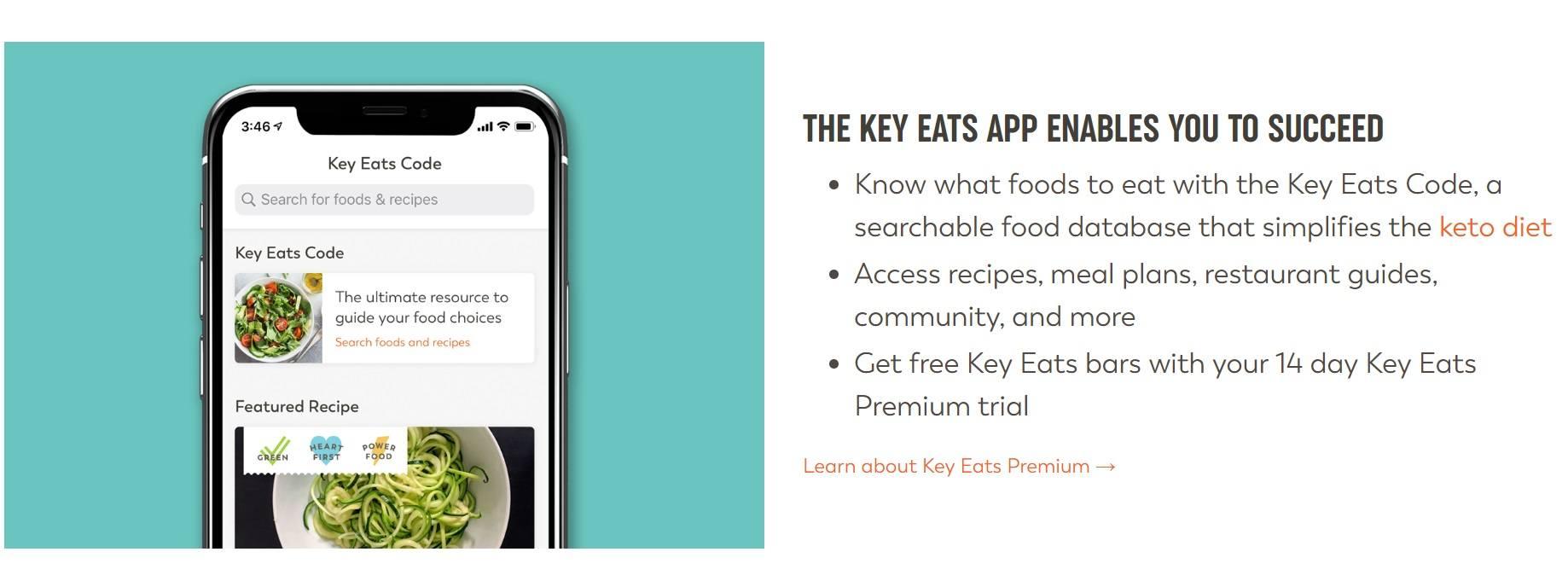 Key Eats App