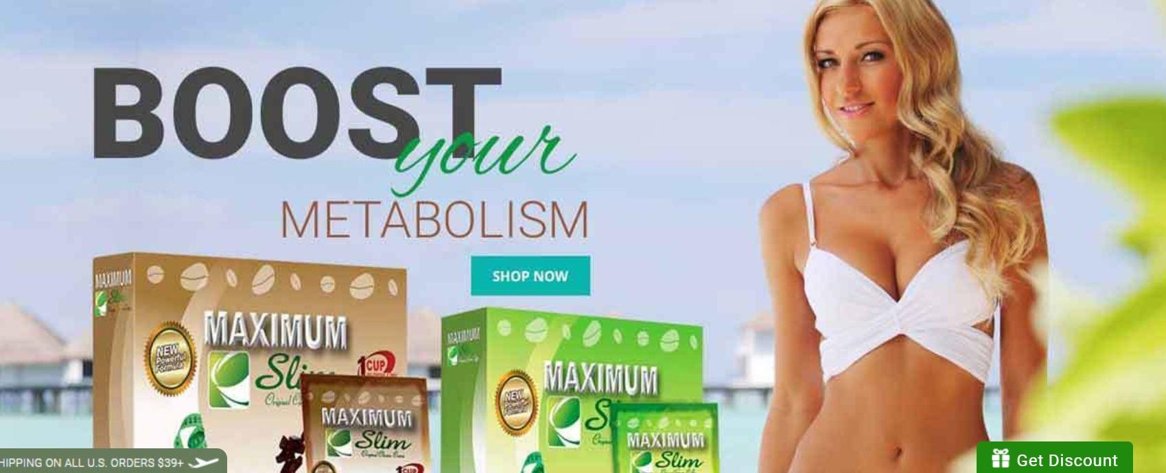 Maximum Slim Affiliate Program