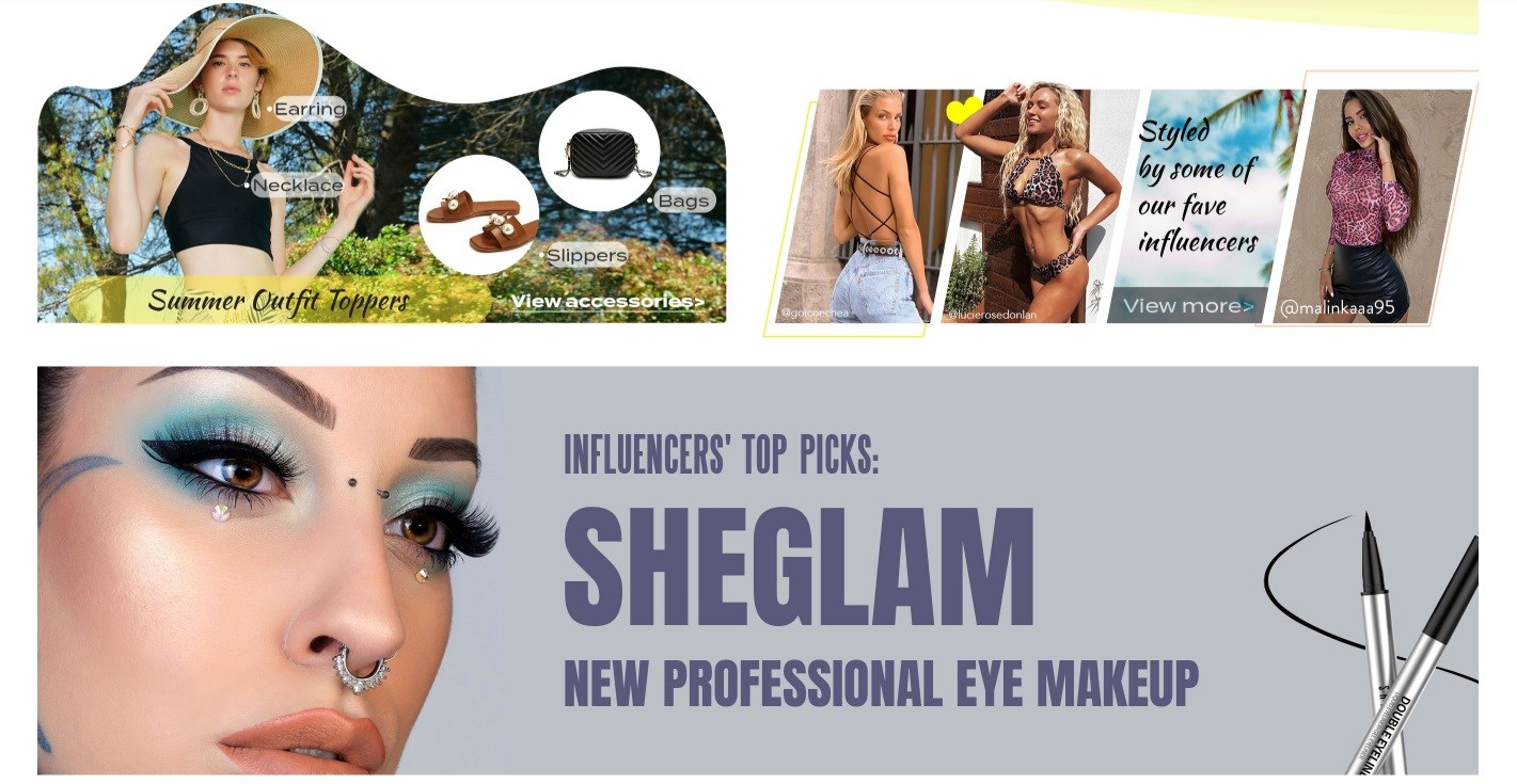 Schein Sheglam Professional Eye Makeup