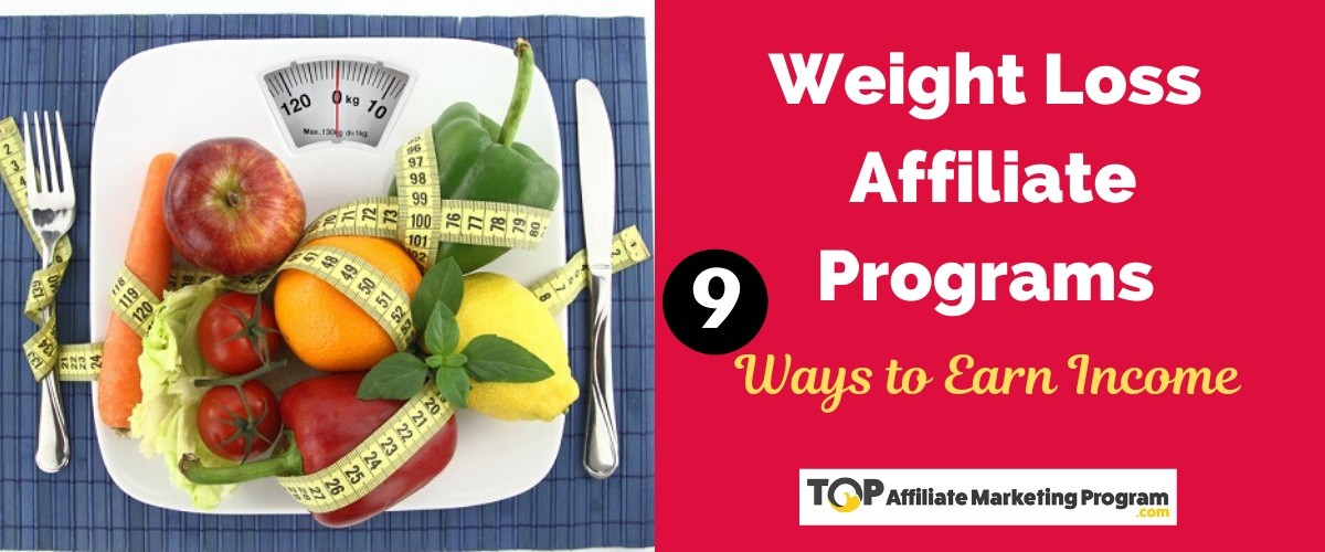Weight Loss Affiliate Programs Featured Image