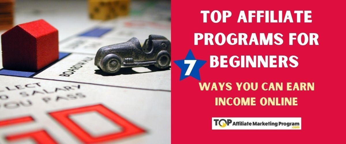 Top Affiliate Programs for Beginners Featured Image