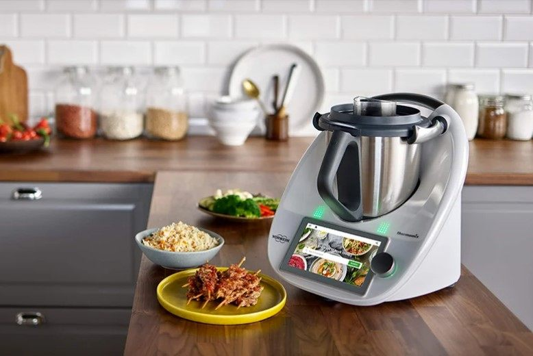 Vorwerk MLM Review - THE Vorwerk Food Processor
