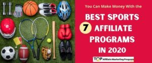 Best Sports Affiliate Programs