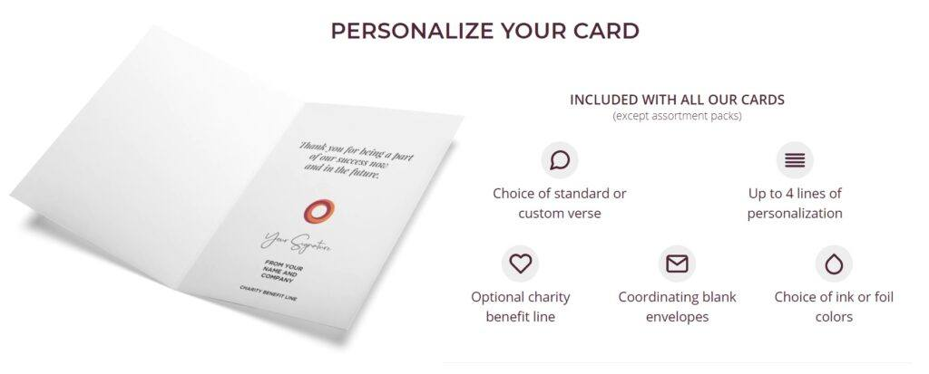 Cards for Causes - Personalize Your Card