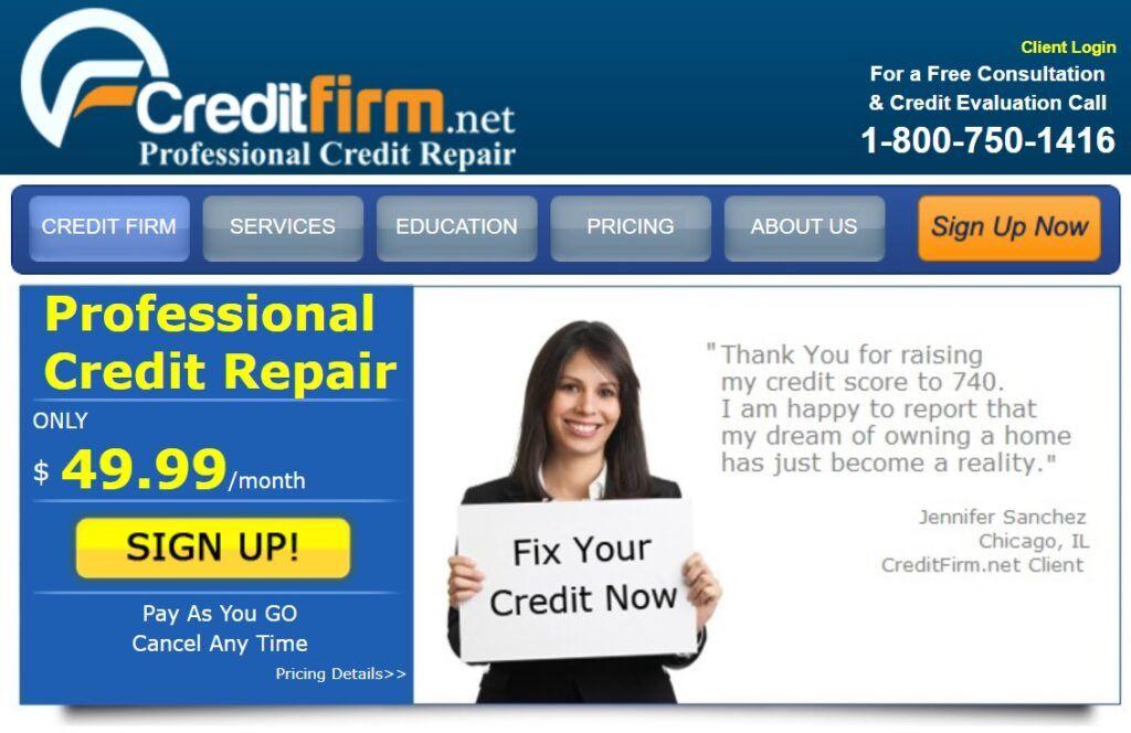 CreditFirm.Net