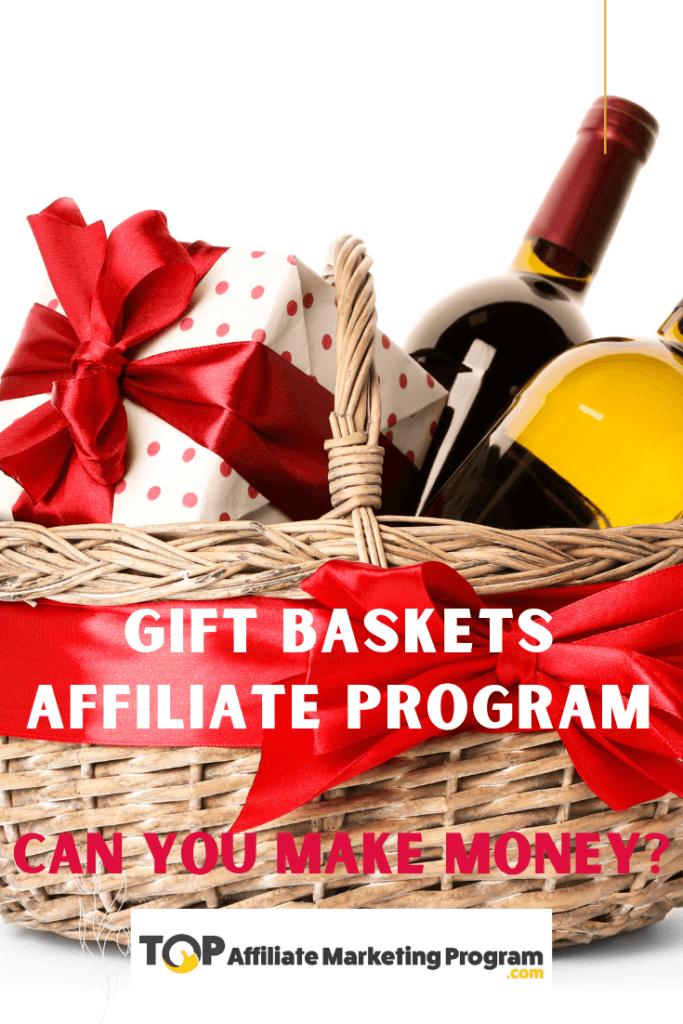 Gift Baskets Affiliate Programs Pinterest