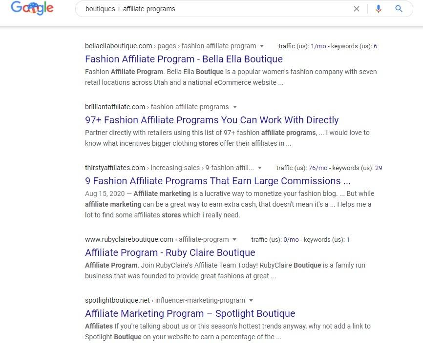 Boutiques - Google Search