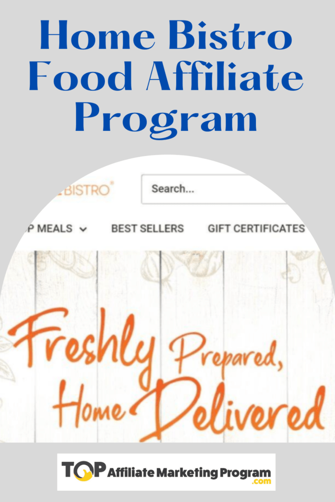 Home Bistro Food Affiliate Program