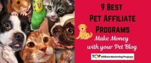 Best Pet Affiliate Programs