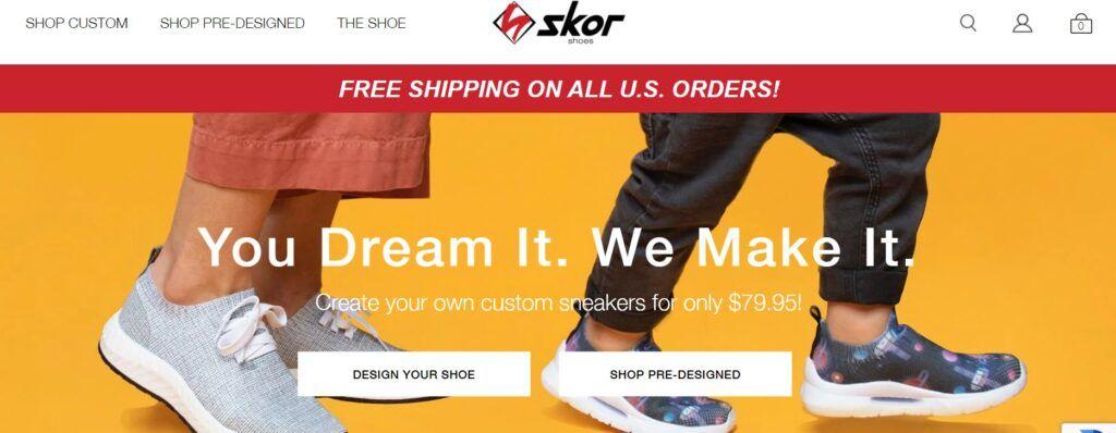 SKOR Shoes