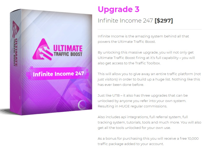 FE Ultimate Traffic Boost Upgrade 3