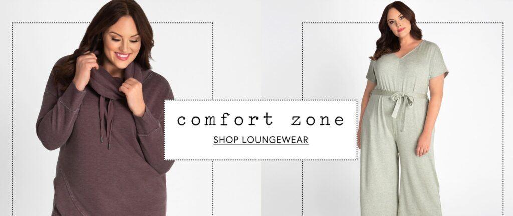 Kiyonna Clothing Comfort Zone