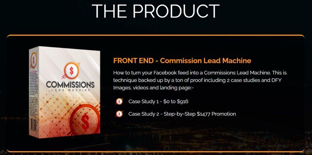 Commissions Lead Machine Review