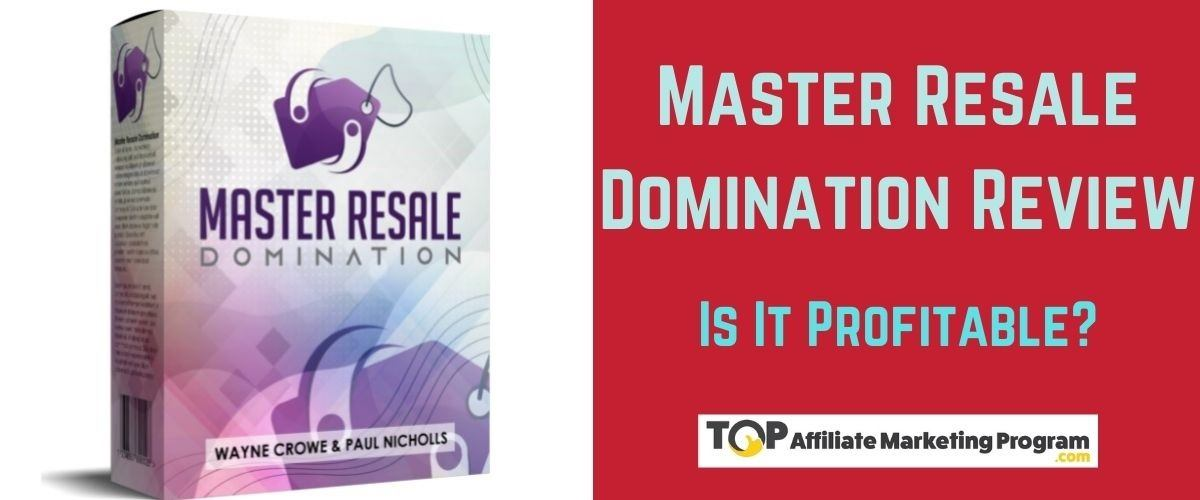 Master Resale Domination Review