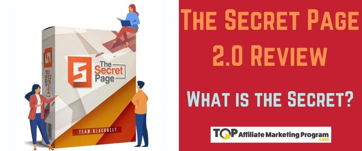 Secret Page 2.0