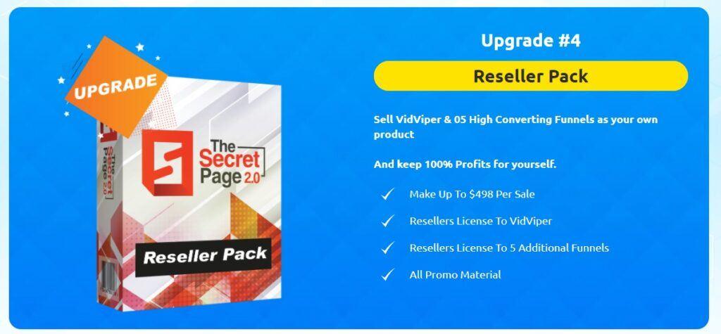 Secret Page Upgrade 4