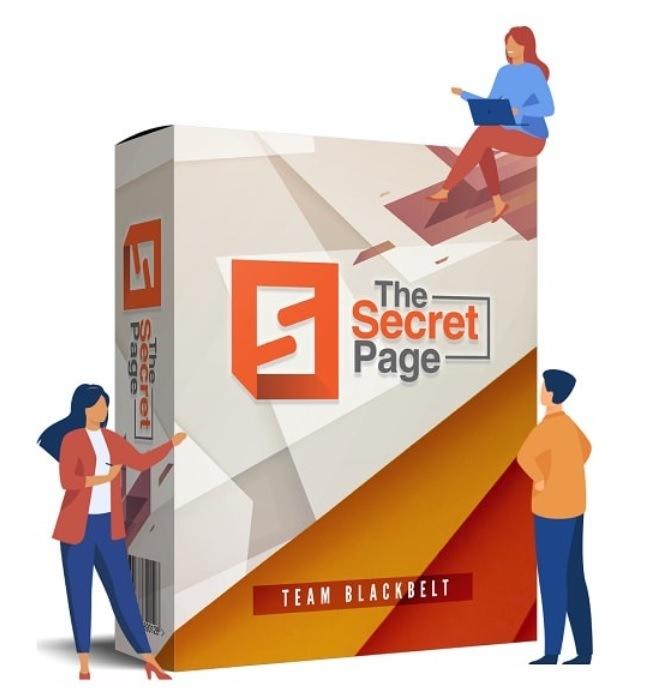 The Secret Page 2.0